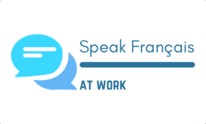 Speak Francais logo